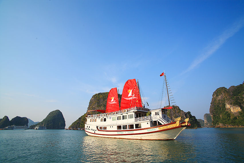 Halong Sun Legend Cruise-Overview