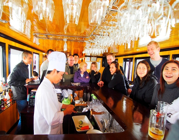 Alova Gold Cruise-Cooking Class
