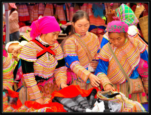 bac ha market tour