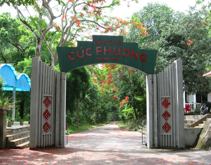 Cuc Phuong National Park-welcome