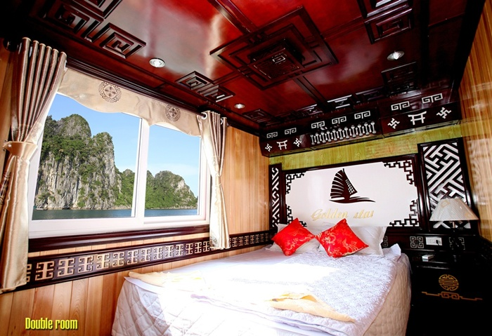 Halong Dragon Cruise-Room View