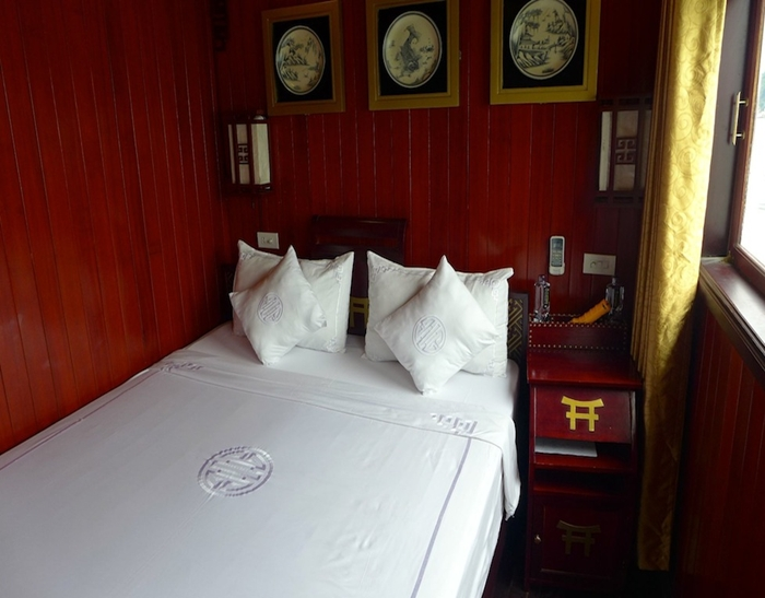 Dragon's Pearl Cruise-Double Room