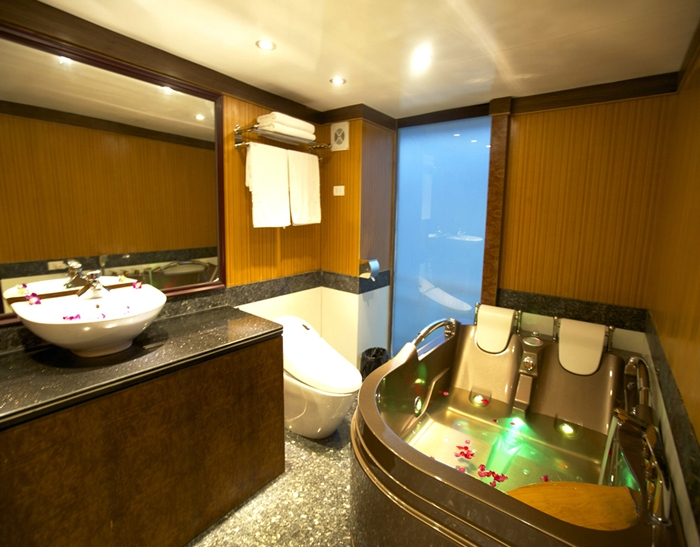 Emotion Cruise-Bathroom