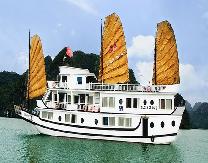 Glory Halong Bay Cruise-Overview