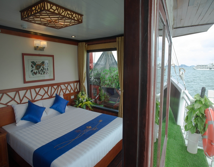 Gray Line Cruise-Double Room