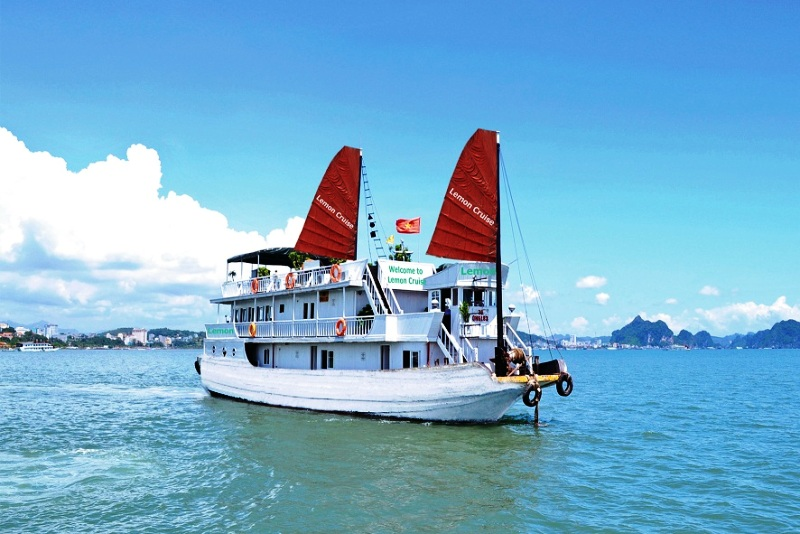 Halong Lemon Cruise Overview