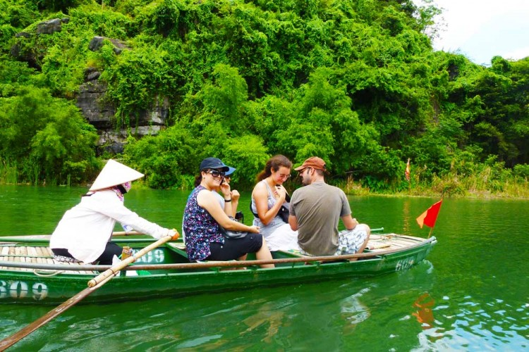 Hoa Lu Tam Coc Day Tour