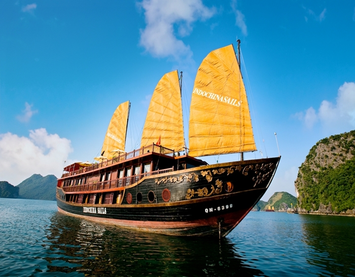 Indochina Sails-Boat