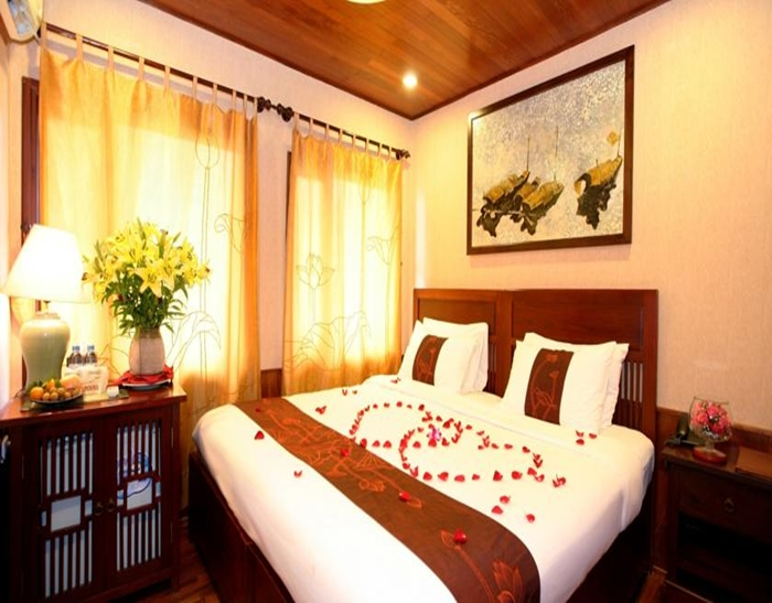 Indochina Sails-Double Room