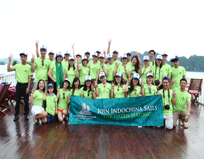 Indochina Sails-Staff