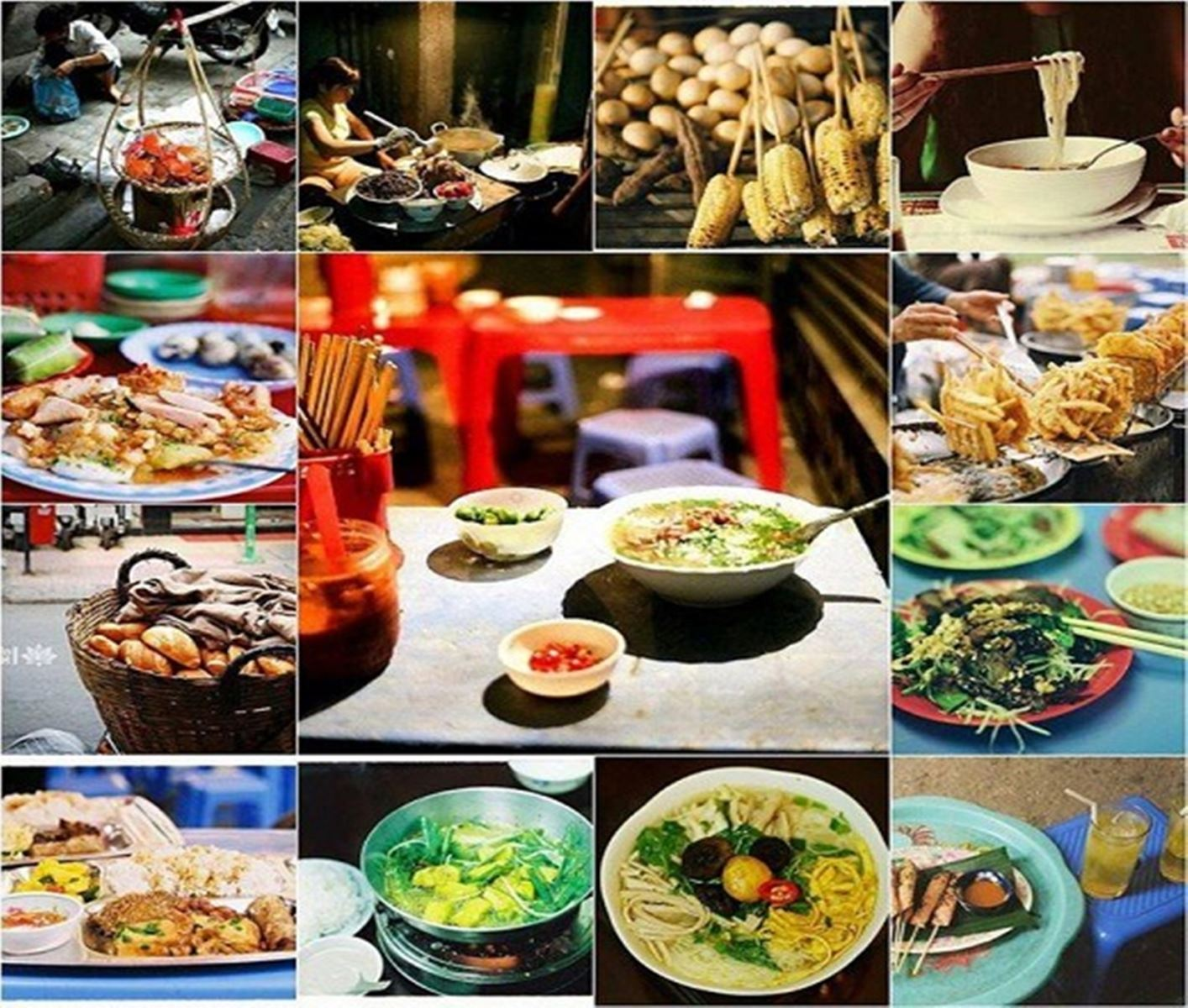 Hanoi Street Food Tours