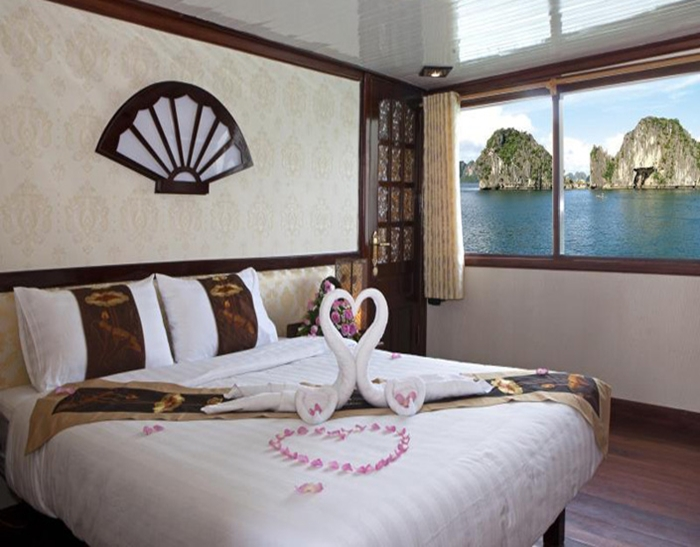 Marguerite Cruise-Double Room