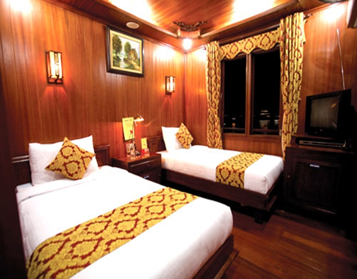 Marguerite Cruise-Twin Room