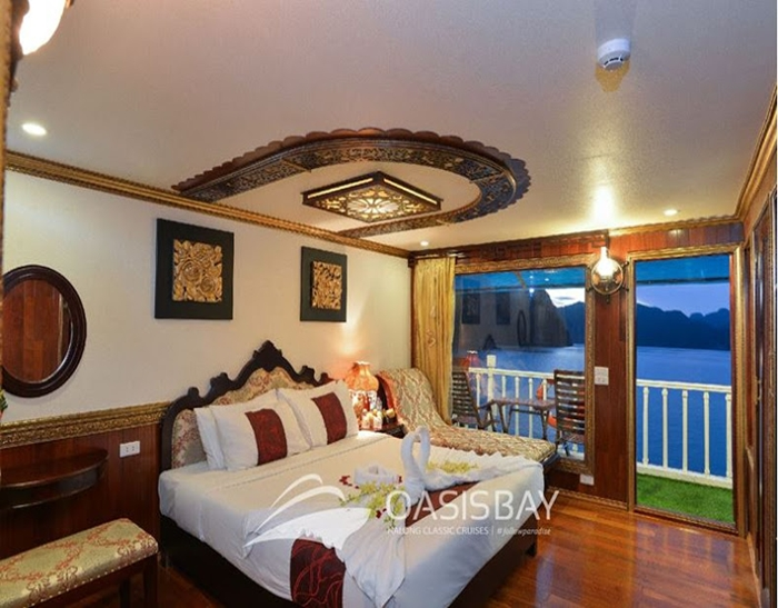 Oasis Bay Cruise-Double Room