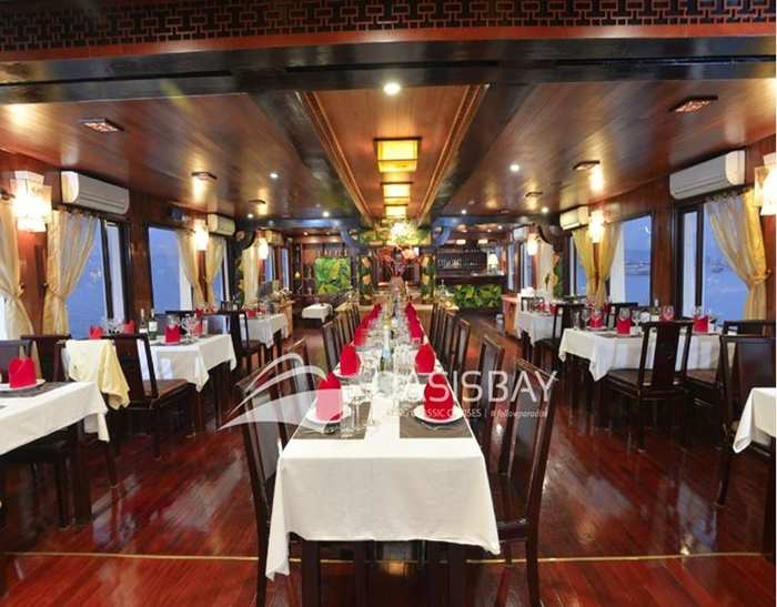 Oasis Bay Cruise-Restaurant