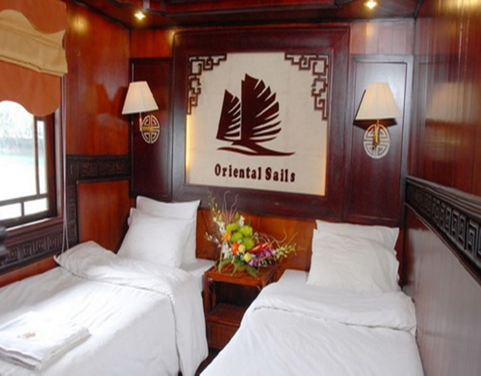 Oriental Sails Cruise-Twin Room