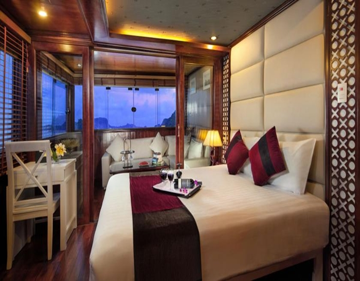 PALOMA CRUISE-Double Room