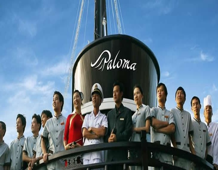 PALOMA CRUISE-Staff