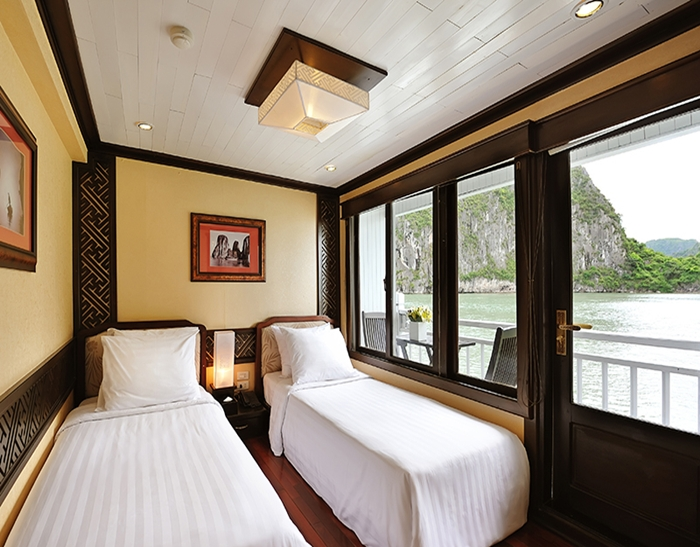 Paradise Peak Cruise-Twin Room