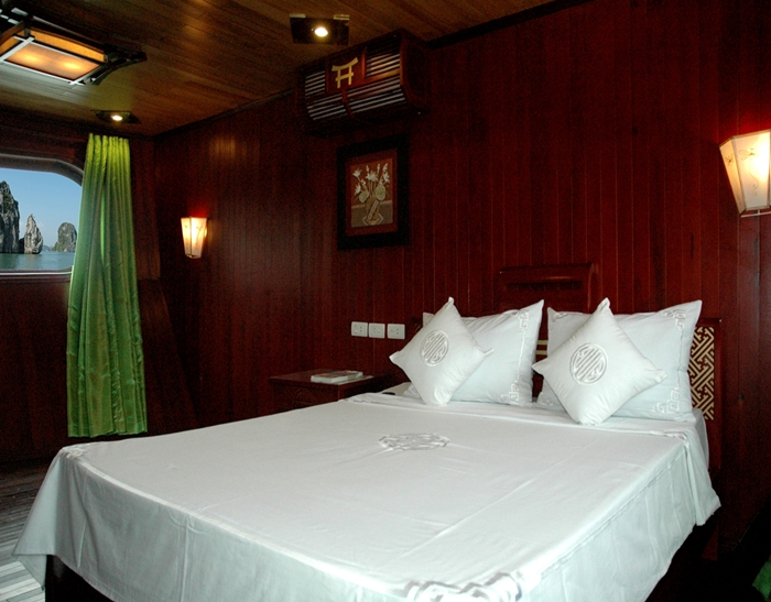 Red Dragon Cruise-Double Room