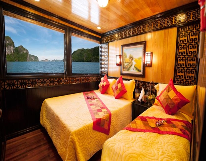 The Viet Beauty Cruise-Triple Room
