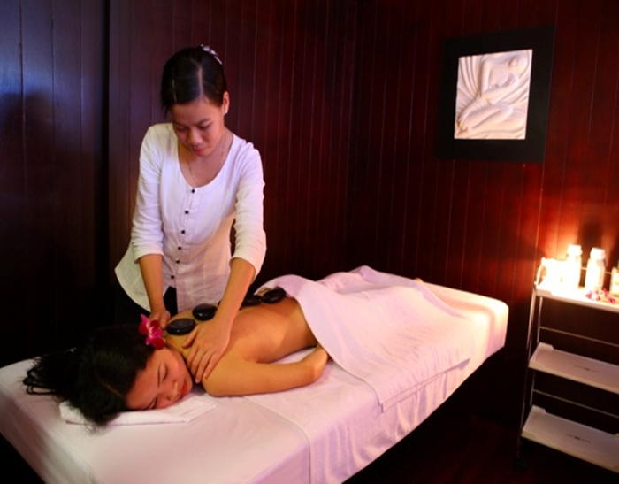 Victory Star Cruise-Massage