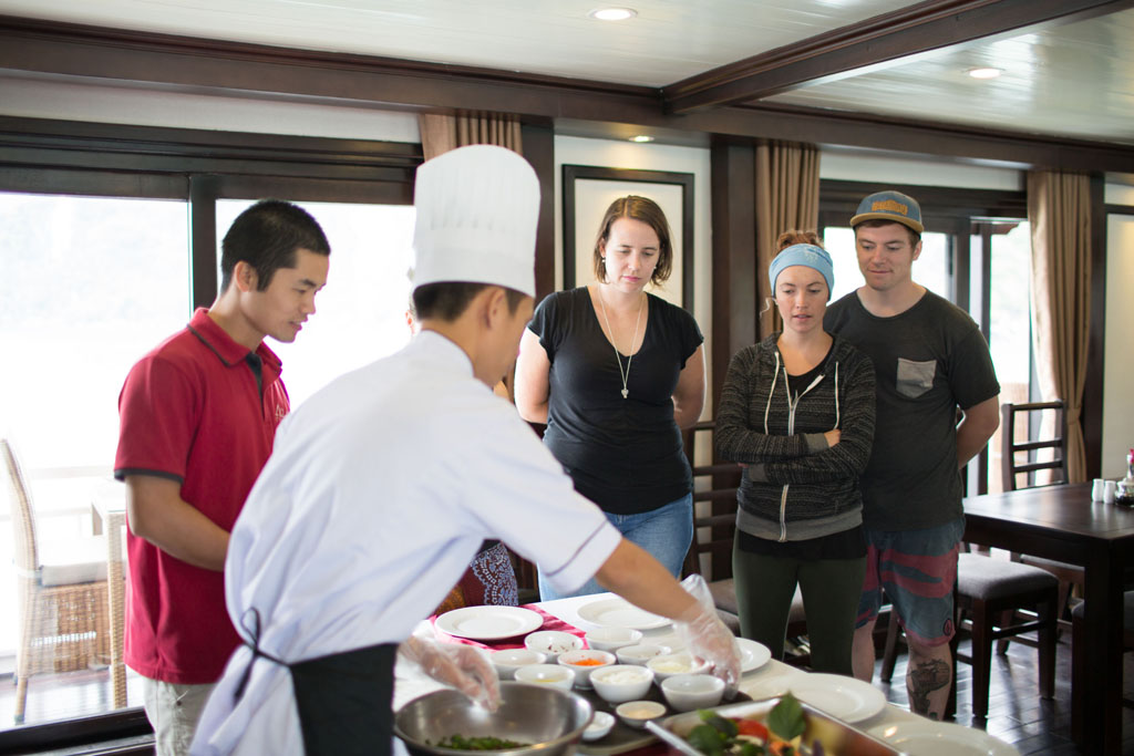 Aclass Cruise-Cooking Class