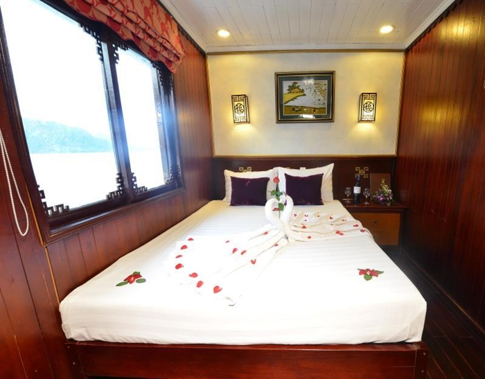 Imperial Halong Bay Cruise