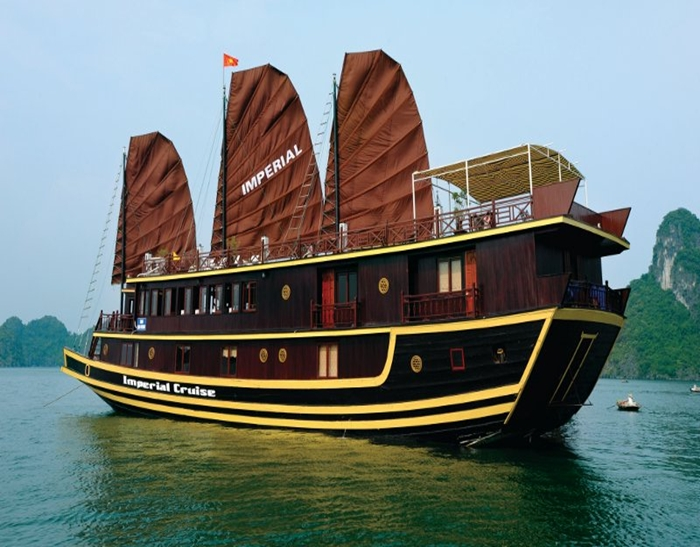 Halong Imperial Cruise-Overview