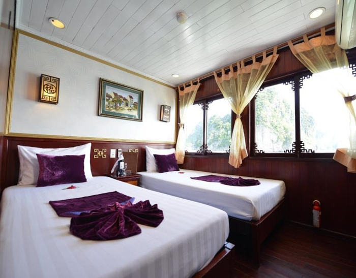Imperial Halong Cruise-Roomview