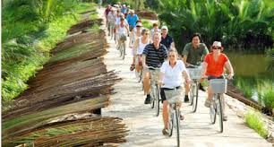 Cam Thanh Village Cycling Tour In Hoi An-Private Tour,Vietnam Eco Travel