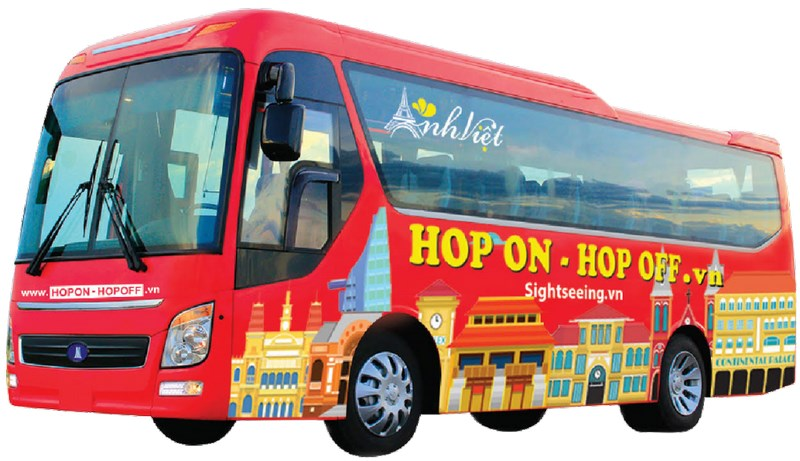 HOP-ON HOP-OFF BUS SERVICE IN HO CHI MINH CITY