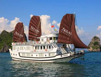 Aclass Legend Halong Bay Cruise
