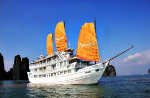 Aphrodite Halong Bay Cruise