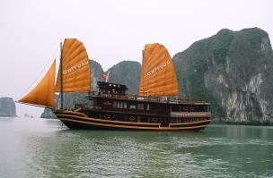 Calypso Halong Bay Cruise