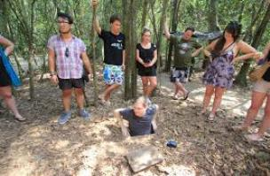 Cu Chi Tunnel and City 1 Day Tour