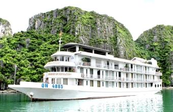 Emotion Halong Bay Cruise