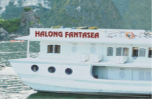 Fantasea Halong Bay Tour