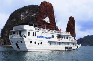 Halong Gold Dragon Cruise