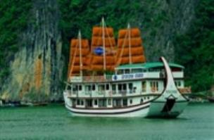 GRAY LINE HALONG BAY CRUISE AND HALONG BAY TOUR