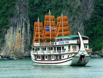 Gray Line Halong Bay Cruise