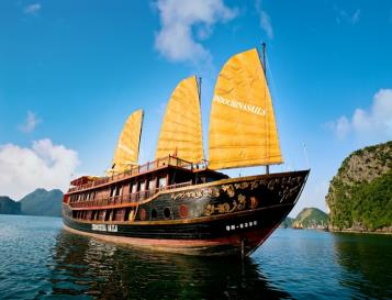 Indochina Sails Halong Bay Cruise