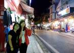 MEMORIABLE HANOI STREET FOOD TOUR WITH 2 LOVELY PHILIPINES GIRLS