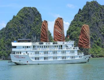 Paloma Halong Bay Cruise