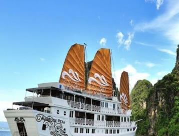 Paradise Peak Halong Bay Cruise