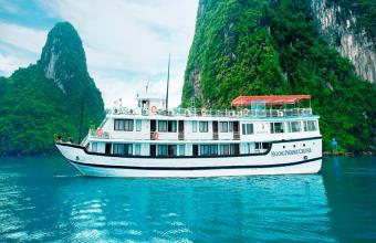 Phoenix  Luxury Halong Bay Cruise - Vietnam Eco Travel