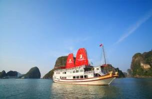 SUN LEGEND HALONG BAY CRUISE AND HALONG BAY TOUR