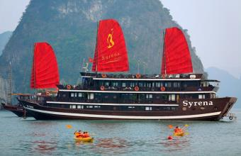 Syrena Halong Bay Cruise