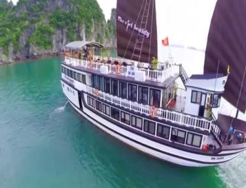 The Viet Beauty Halong Bay Cruise