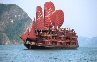 Victory Halong Bay Cruise